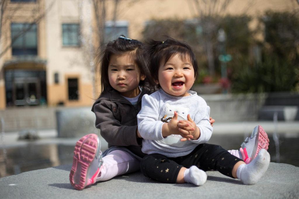 Mama face so funny! Hahaha. Kayli why so serious? So funny! Hahahahaha!