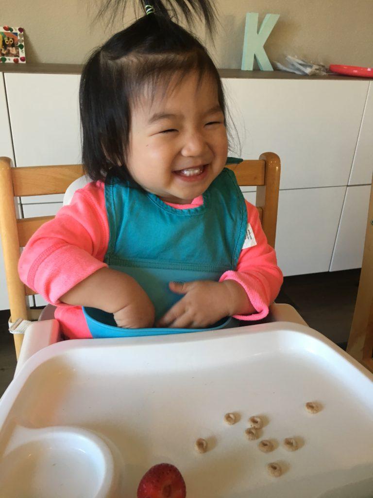 I love Cheerios!